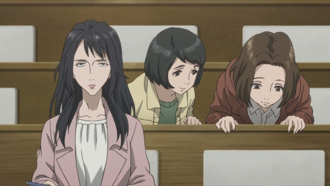 Parasyte-how did they not get in trouble