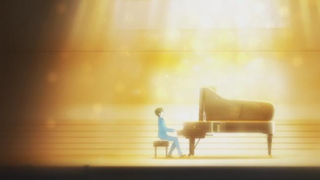 Shigatsu wa Kimi no Uso-A final goodbye