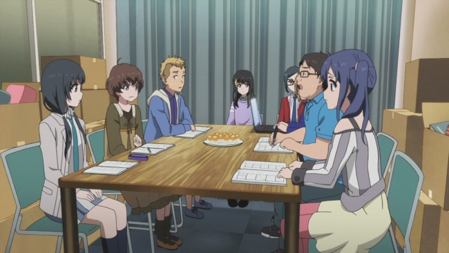 Shirobako-yes, there's a bug