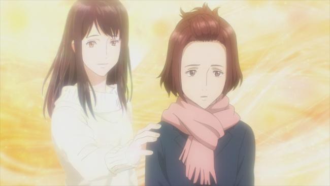 Parasyte-Kana stops Satomi