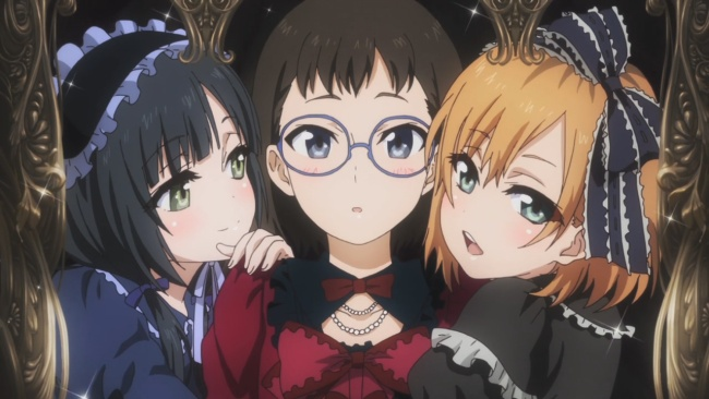 Shirobako-cosplay time
