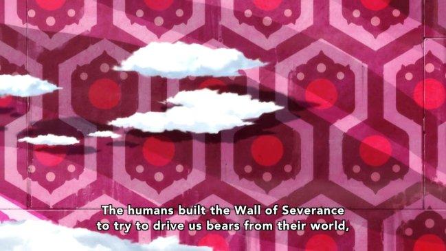 YuriKuma 7-wall