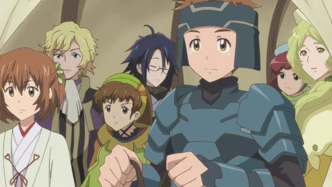 log horizon (1)