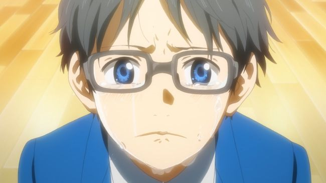 Shigatsu wa Kimi no Uso - Lost someone else