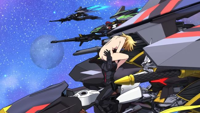 Cross Ange - Had to get this in one more time