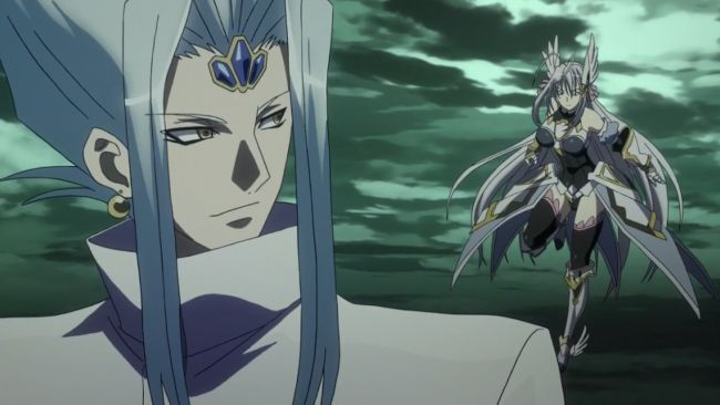DxD BorN - Loki and Rossweisse