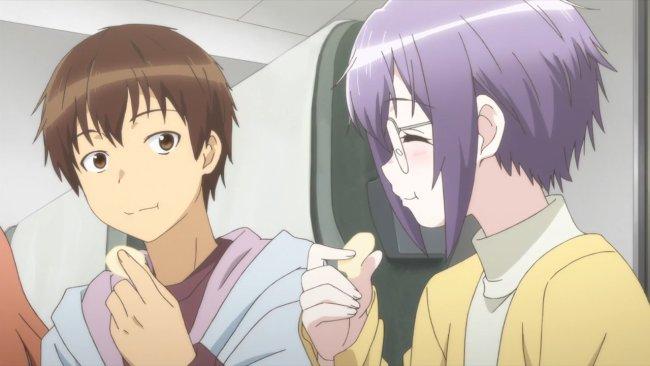Yuki-chan! 7-6
