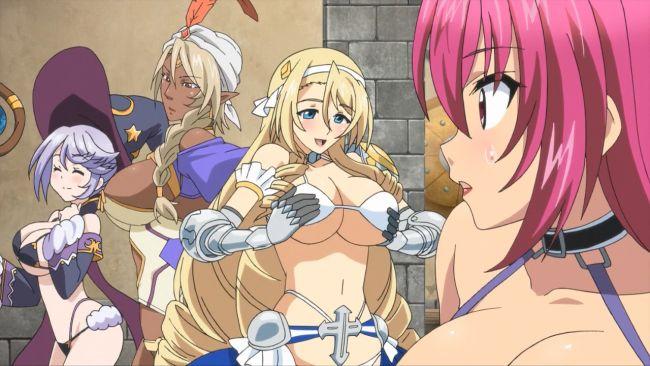 Bikini Warriors - No, it's really armor