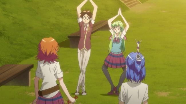 Jitsu wa - The lengths they'll go to
