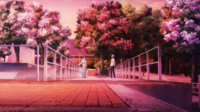Rakudai Kishi - GoHands did this scene