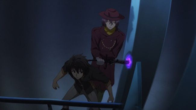 Rakudai Kishi - Hold on there, Peter Pan