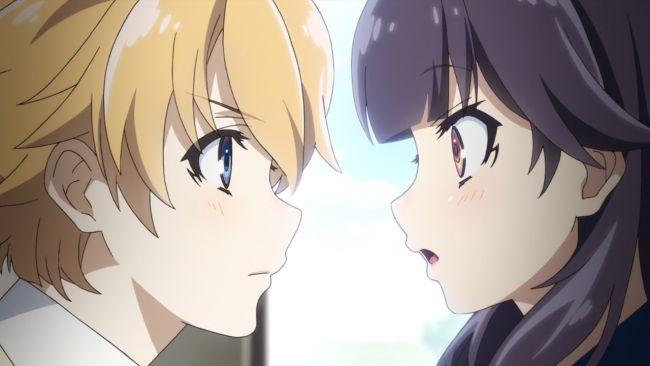 HaruChika - Friends and rivals