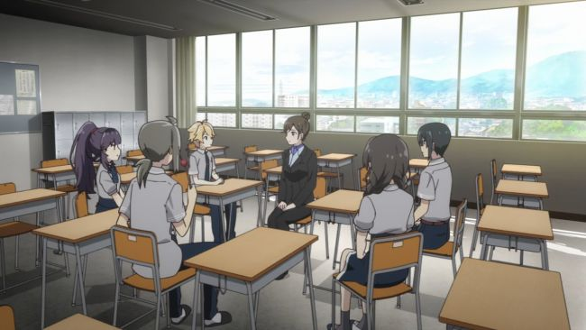 HaruChika - Roundtable discussion
