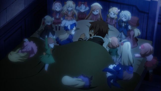 KonoSuba - I think Kazuma did not wind