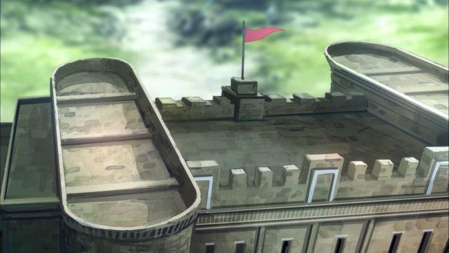 KonoSuba - Nice establishing shot