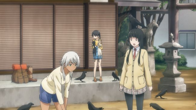 Flying Witch - A bit different