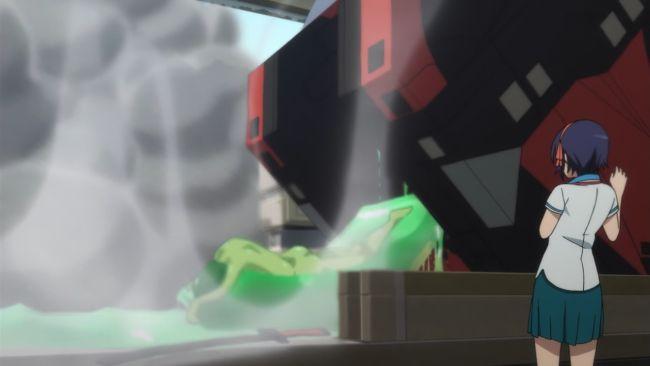 Kuromukuro - Don't push the red button
