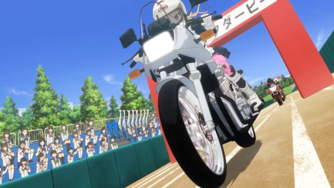 Bakuon - Nice Race Lap Counter