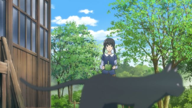Flying Witch - Suddenly a good idea
