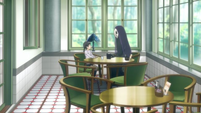 Flying Witch - not scared anymore
