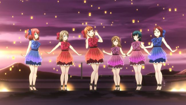 Love Live Sunshine - insert song