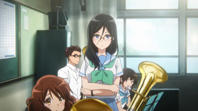Euphonium S2 - serious in a hurry