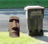 Easter Island Recycling
