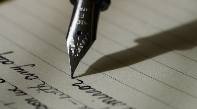 How to actually write a sentence: The building blocks of written language