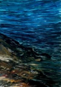 "COLOURS FROM ""FOND GHADIR"" (watercolour)"