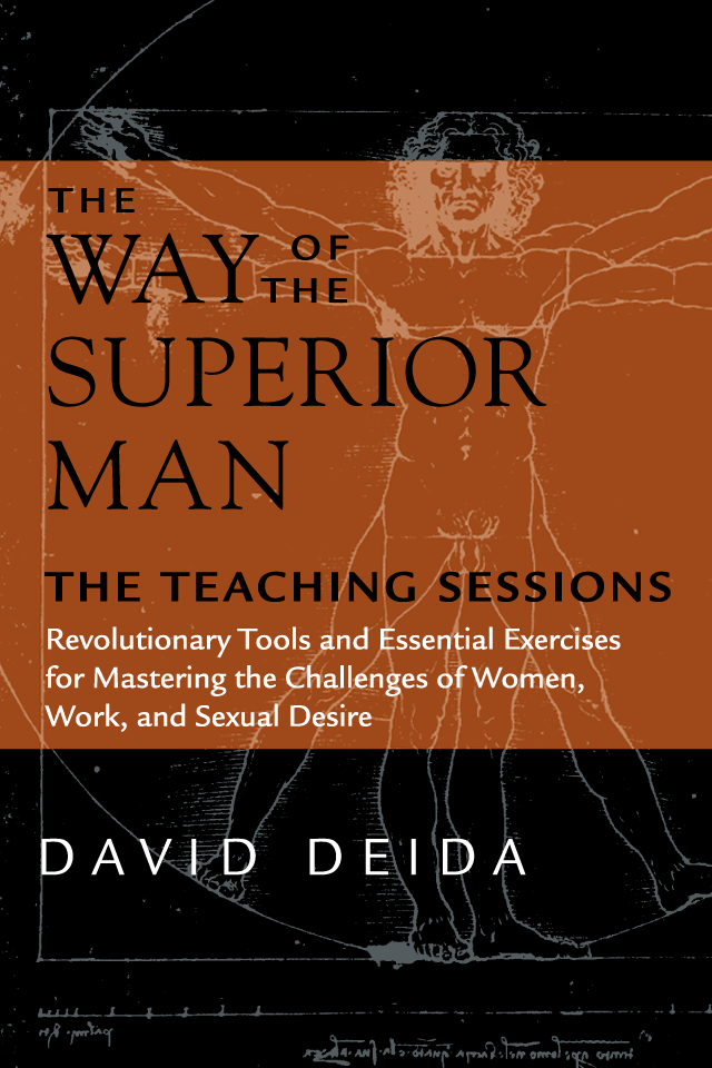 David Deida – The Way of The Superior Man