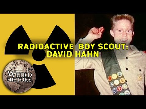 The Nuclear Boy Scout (2003) – Documentary