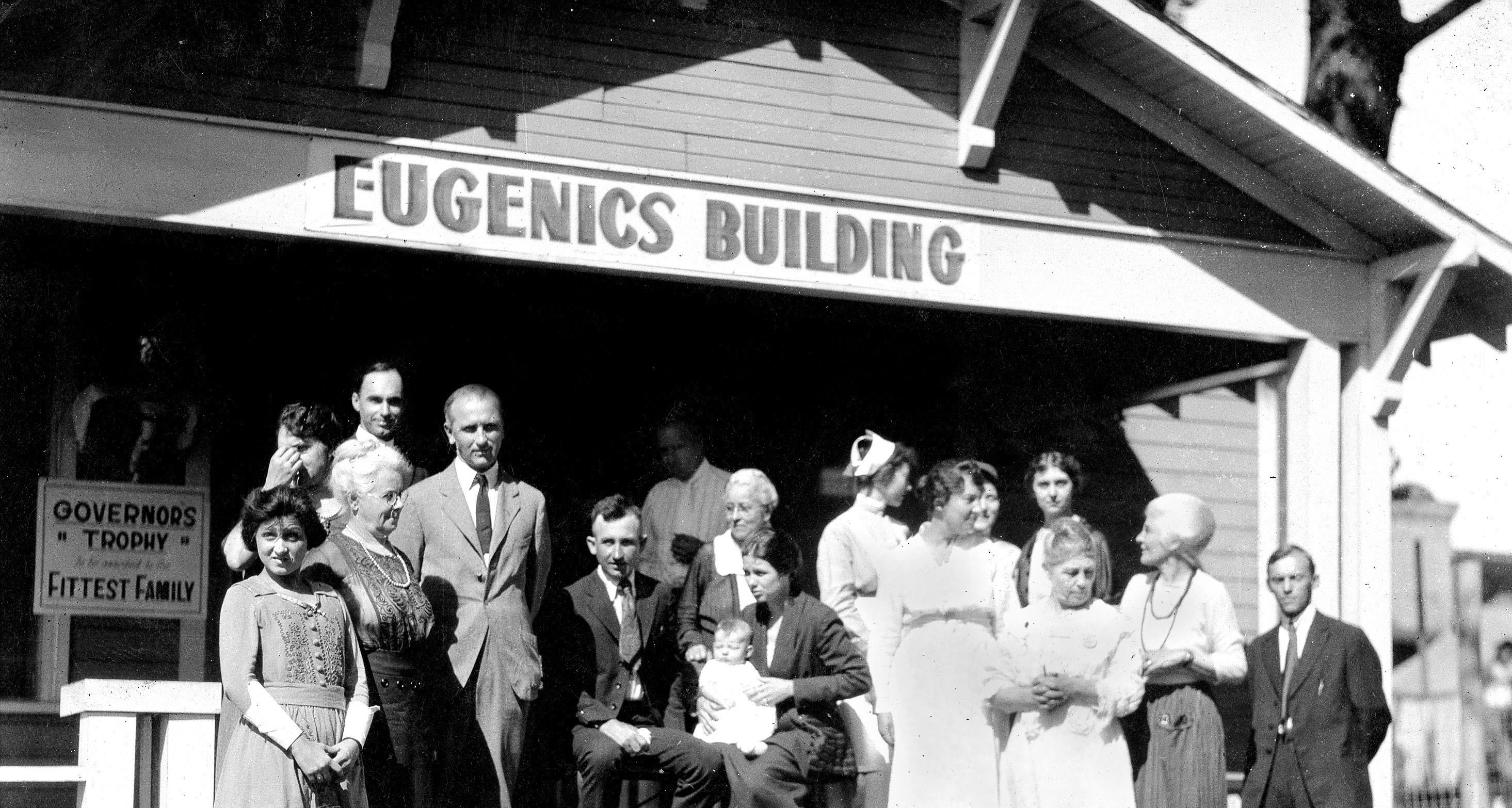The Eugenics Crusade