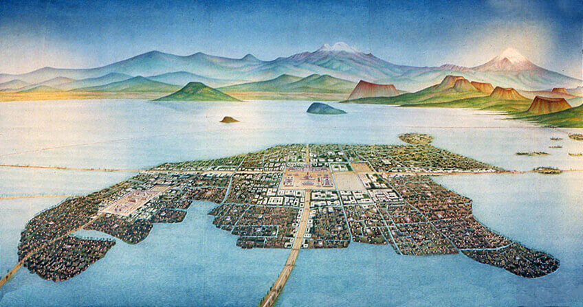 Tenochtitlan – The Venice of Mesoamerica (2018)