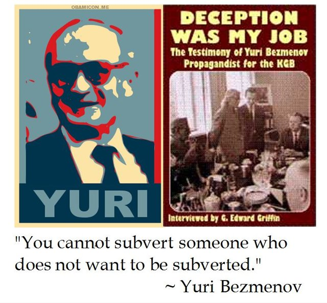 Yuri Bezmenov: Deception Was My Job