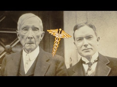 Rockefeller Medicine: History of modern healthcare and motivations of family that brought it