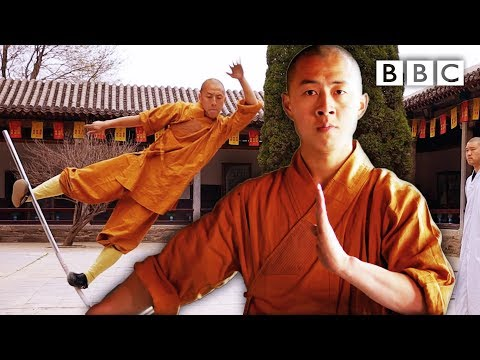 The extraordinary final test to become a Shaolin Master | Sacred Wonders – BBC