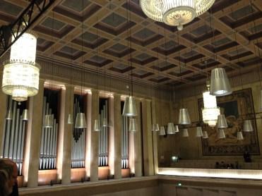 Herkulessaal - orgue