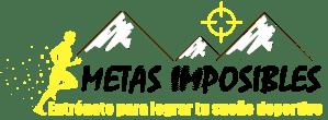Logotipo de metasimposibles.com Entrenamiento personalizado para alcanzar tus sueños deportivos