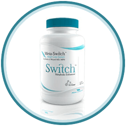 Single bottle switch metabolic pills