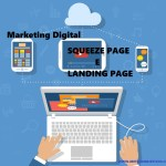 Marketing Digital -Squeeze Page e Landing Page