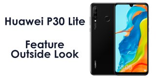 huawei p30 lite features