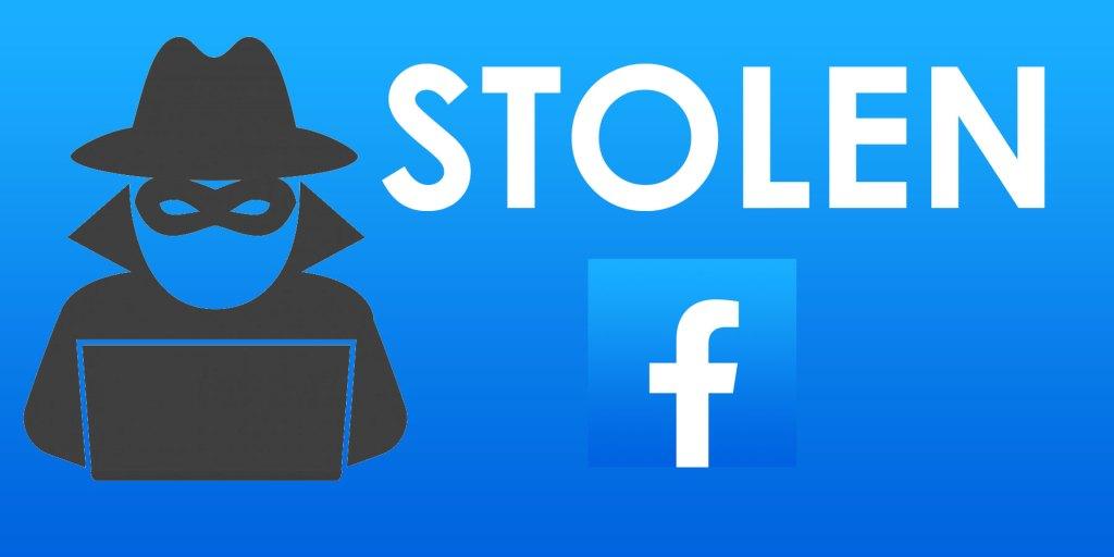 Get Back Stolen Facebook