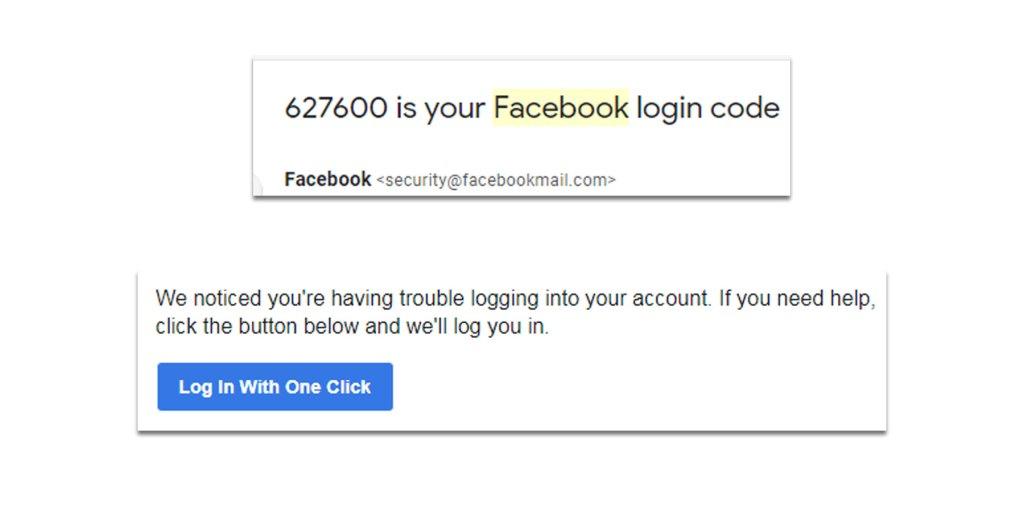 trouble facebook login