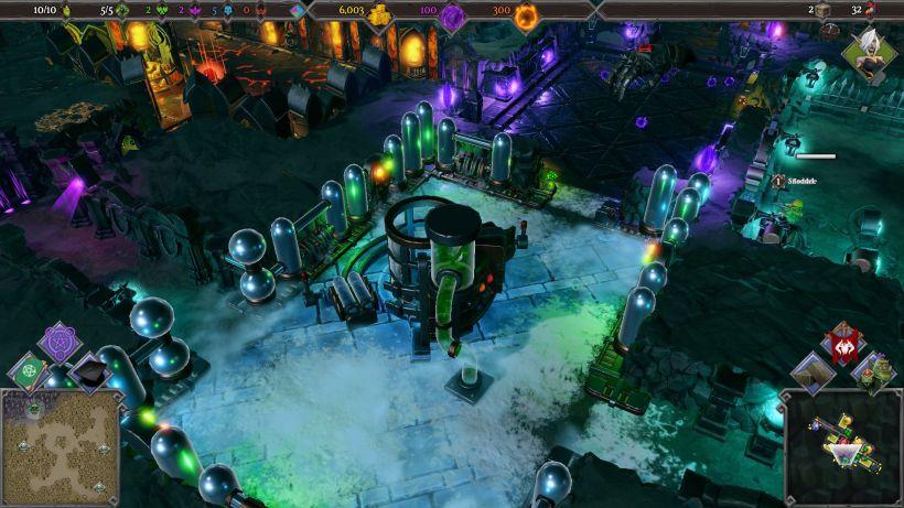 Test Dungeons 3 dungeon keeper steam2