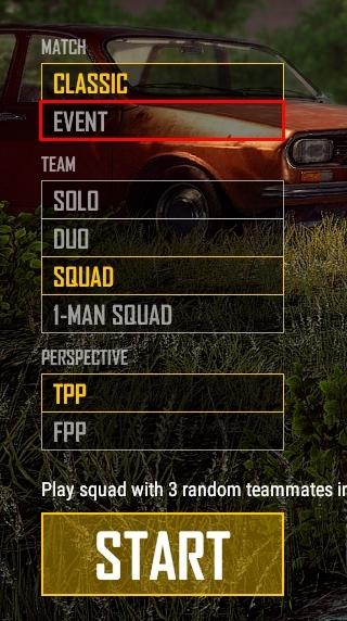 PUBG à 8 joueurs