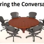 Conversation Tables: An interactive annotated bibliography
