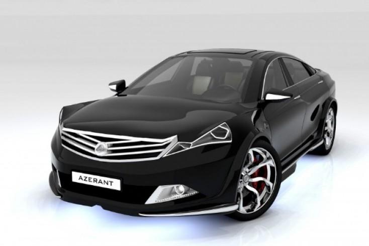 Azərbaycanlı gənc milli avtomobil modelinin dizaynını hazırlayıb -