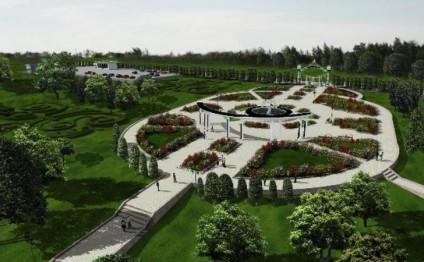Nizami Gəncəvi adına park kompleksi salınacaq