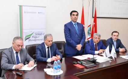 Bakı Ali Neft Məktəbində Layihələrin idarə edilməsi məktəbi açıldı