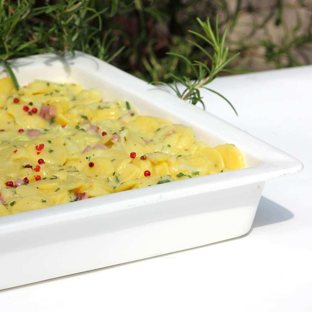 Kartoffelsalat sueddeutscher Art